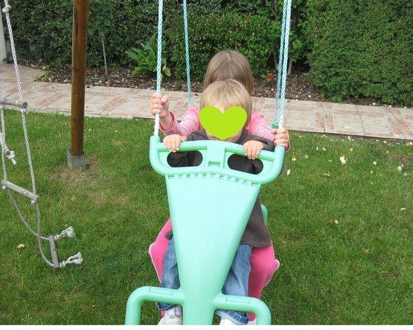 Jeu ext rieur dans notre jardin for Jeu exterieur maternelle